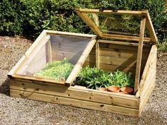 tanalised wooden cold frames 3ft x 5ft mini greenhouse. Black Bedroom Furniture Sets. Home Design Ideas