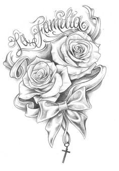 PapiRouge – Tattoo Zeichnungen - All About Chicano Tattoos, Body Art Tattoos, New Tattoos, Tatoos, Dragon Tattoos, Girls With Sleeve Tattoos, Tattoos For Guys, Tattoos For Women, Tattoo Oma