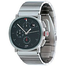 Alessi Tic Watch by Piero Lissoni. Aweosme. My left wrist loves you.