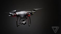The word drone has a lot of different meanings: military craft, research tool, delivery robot. But for the average civilian, drone means a high-tech toy. Maybe you've seen one flying at your local...