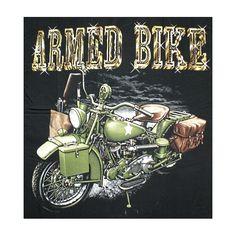 Maglietta moto II° guerra mondiale