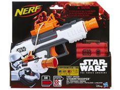 Disney - Star Wars Lançador Stormtrooper - Nerf - Hasbro com as melhores condições você encontra no Magazine Donkia. Confira!