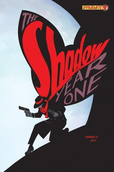 Dynamite® The Shadow: Year One #9 (Of 10)