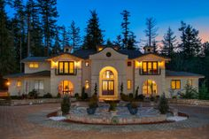 This custom, gated estate on 2.98 acres is all about privacy, comfort & superb natural light. Impressive ceiling height, expansive use of windows, designed by Joe Eiffert, this 7,350SF, 3-story home has wonderful indoor spaces, clean lines with a classic style. Unrivaled 15' x 20.5' dining room. - See more at: http://bellevuehomes.bellevuehomesseattle.com/idx/15103/details.php?idxID=041&listingID=585847#sthash.JiXmiJAy.dpuf