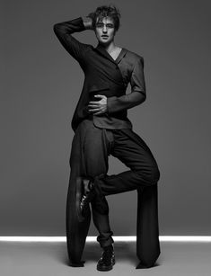 Robert Pattinson Numéro Homme Shoot + Behind the Scenes with Dior