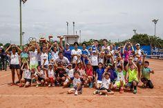 Sensacional!!! 11 dias de torneios, 1600 atletas, 58 mil pessoas!!! Finalizamos mais uma Semana Guga Kuerten!!! Valeu, galera!!!! #equipeguga #sgk