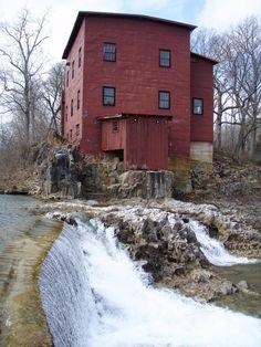 Ozark Mill, Missouri