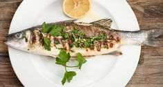 Breville® Halo+ Honey and Lemon Whole Seabass