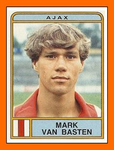 Or his for that matter Football Stickers, Football Cards, Baseball Cards, Adidas Predator Lz, Marco Van Basten, Afc Ajax, World Football, Galaxy Print, Moving Pictures