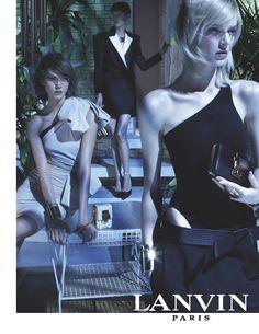 Lanvin S/S 2013 advertising campaign. Photo: Steven Meisel.