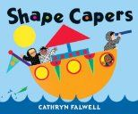 Book, Shape Capers by Cathryn Falwell