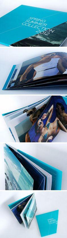 pinterest.com/fra411 #print - Spring Summer collection 2012- Fashion Brochures