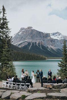 Intimate Wedding Ceremony, Outdoor Wedding Venues, Outdoor Ceremony, Intimate Weddings, Lake Wedding Ideas, Wedding Decor, Wedding Aisles, Wedding Backdrops, Best Wedding Venues