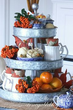 FABULOUS FUN AND FUNCTIONAL CAKE STANDS… NOT JUST FOR CAKE!