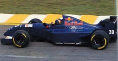 1995 Sauber C14 - Ford (Heinz-Harald Frentzen)