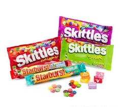 Sweet! Get Up To $1.50 Off Select Skittles And Starburst Products With These Printable Coupons!