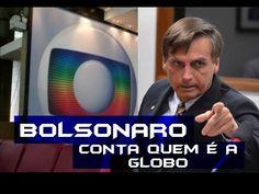BOLSONARO CONTA TUDO SOBRE A GLOBO E SOBRE BRASÍLIA. (COMPLETO)