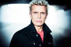 Billy Idol at 60-years-old