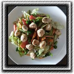 샐러드 드레싱 25가지로 날마다 상큼하게~~ : 네이버 블로그 Appetizer Salads, Appetizers, Healthy Diet Recipes, Cooking Recipes, Korean Food, Food Plating, Sauce Recipes, Pasta Salad, Potato Salad