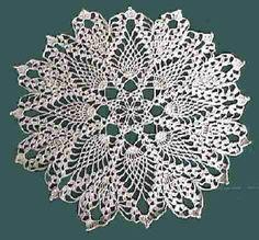 Google Afbeeldingen resultaat voor http://www.crochetedgifts.com/images/Pats_Doily.jpg