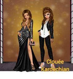Clique ici pour voir la photo de Clouée Kardechian en grand !