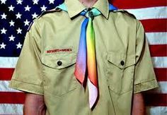 Did you know I was also a boy scout? Read about it here.