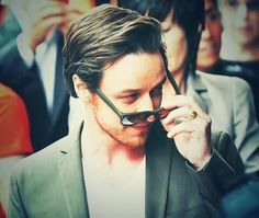James Mcavoy- the guy I seriously can't get my mind off. It's crazy!
