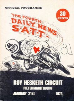 We hope you enjoy your visit to this website, enquiries, comments and suggestions will be most welcome.We still need contributions of programme covers and contents not listed between 1953 to Programming, Circuit, 21st, Racing, January, Race Tracks, Daily News, South Africa, Southern