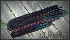 Steampunk Forest - 50 DE Faerie Locks on Etsy, $51.70