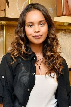 Alisha Boe owns in the Chuck Taylor All Star. # ...