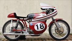Moto Morini - 175cc Corsa model (1955)