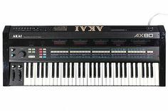 Akai | AX80 Synth