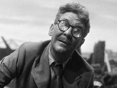 """Burgess Meredith stars in the classic """"Time Enough at Last"""" -- the first of his four Twilight Zone episodes."""