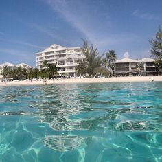 Wondering what it looks like from the snorkeling advantage! @caribbeanclub is gorgeous at any view!
