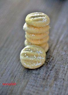 Schneeflöckchen, ein Rezept für Kekse bzw. Plätzchen, die garantiert gelingen