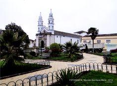 Caranqui en Ibarra la capital de la provincia de Imbabura, Ecuador