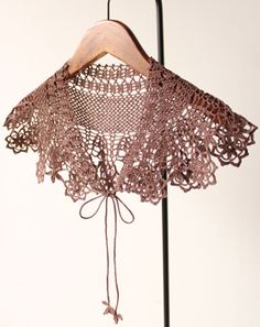 This would be lovely in DK yarn.  It's on the to do list!