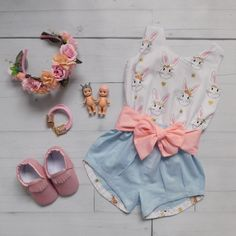 Hey, I found this really awesome Etsy listing at https://www.etsy.com/au/listing/462791685/girls-romper-low-back-girls-playsuit