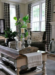 The Endearing Home blog. Lovely~