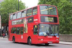 Double Decker Bus, London Bus, London Transport, Buses, Volvo, Transportation, Aviation, Photography, Photograph