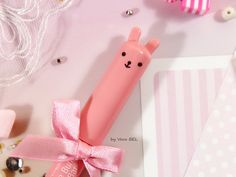 Блеск для губ Tony Moly Petite Bunny Gloss Bar в оттенке 05 Персик