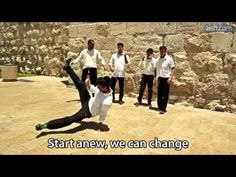 """Jewish website Aish.com 's amazing, Rosh Hashanah-themed version of Daft Punk's """"Get Lucky"""" has gone viral in Israel and it's absolutely awesome. 