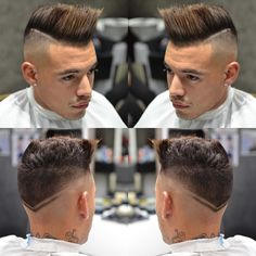 Haircut by christian_barbershop http://ift.tt/1Ofaq99 #menshair #menshairstyles #menshaircuts #hairstylesformen #coolhaircuts #coolhairstyles #haircuts #hairstyles #barbers