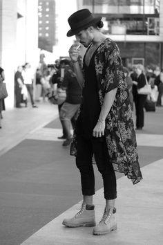 Milan Fashion Week  Bun Glasses Street Style