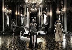 Axel Crieger, Tribute to Alexander McQueen, Art Angels