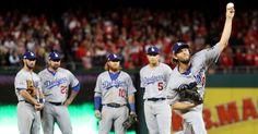 On Baseball: Clayton Kershaw Saves a Game and Perhaps a Season