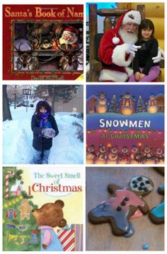 Great books to read when you -- see the lights, get the tree, build a snowman and more stories for many other traditions!
