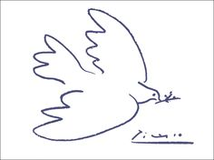 Pablo Picasso, Dove of peace