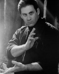"""Frank W Dux states that he was introduced to and trained in Koga Yamabushi Ninjitsu by Senzo Tanaka.Dux's martial art style, Dux Ryu Ninjitsu, is not a koryu (15th century feudal form of Ninjutsu), but is still claimed to be """"based on its Koga Ninja root principles of adaptability and consistent change.Frank Dux formulated the proprietary augmentation technology he calls DUX FASST (Focus-Action-Skill-Strategy-Tactics)."""