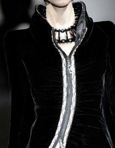 Armani Privé Haute Couture Fall